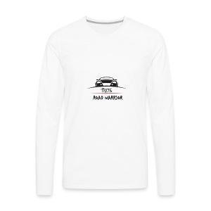 True Road Warrior - Men's Premium Long Sleeve T-Shirt