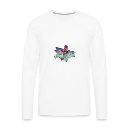 Smash Ventura TV gloss 2 - Men's Premium Long Sleeve T-Shirt