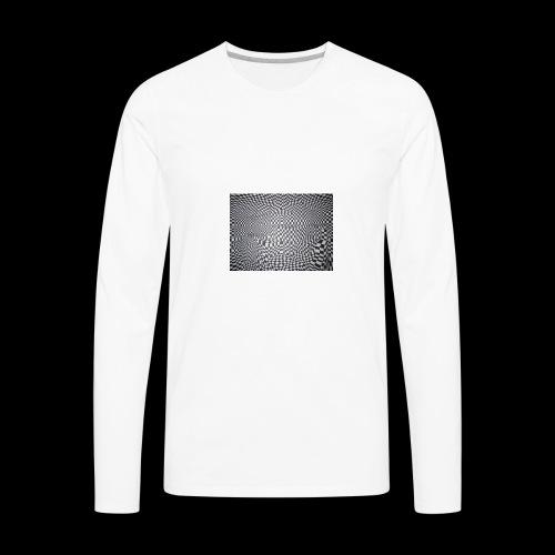 Blackout - Men's Premium Long Sleeve T-Shirt