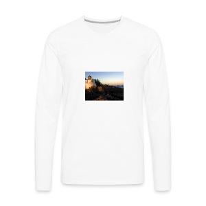 Lighthouse - Men's Premium Long Sleeve T-Shirt