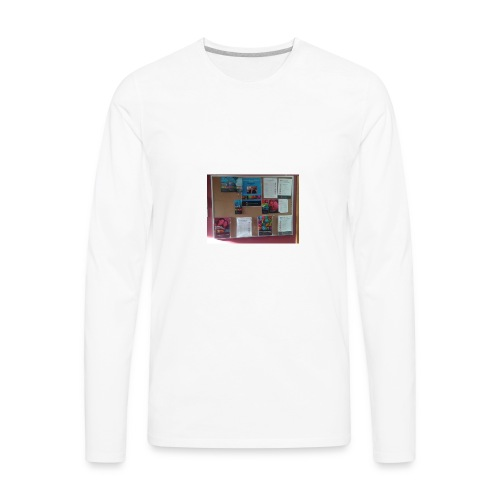 Life without barriers - Men's Premium Long Sleeve T-Shirt