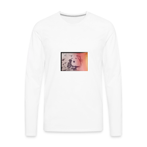 Lennon - Men's Premium Long Sleeve T-Shirt