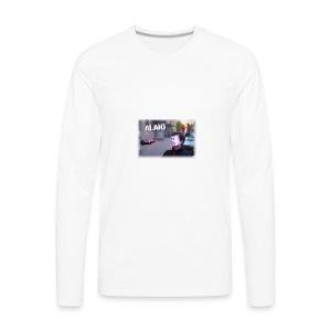 COVER PHOTO - Men's Premium Long Sleeve T-Shirt