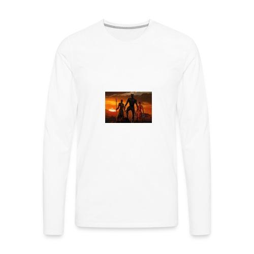 Wakanda Forever - Men's Premium Long Sleeve T-Shirt