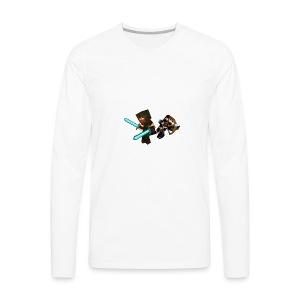 The Bandits - Men's Premium Long Sleeve T-Shirt