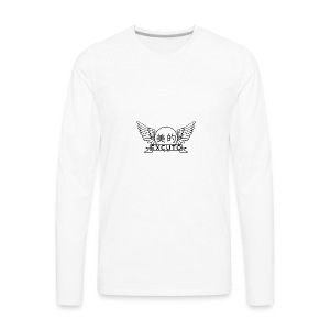 Excuto Apparel - Men's Premium Long Sleeve T-Shirt