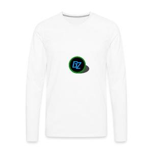 GZ Logo - Men's Premium Long Sleeve T-Shirt