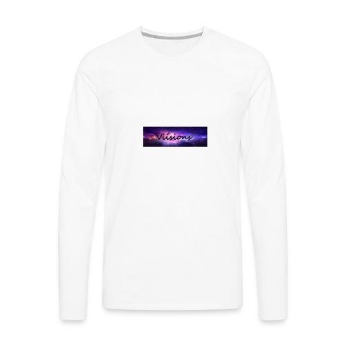 Viision Designer - Men's Premium Long Sleeve T-Shirt