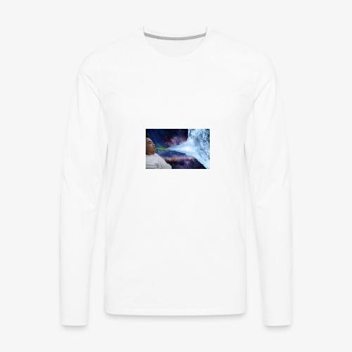 Aishan Poglotitel Galactic - Men's Premium Long Sleeve T-Shirt