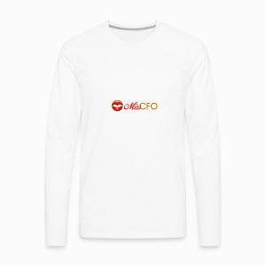 MissCFO Tee - Men's Premium Long Sleeve T-Shirt