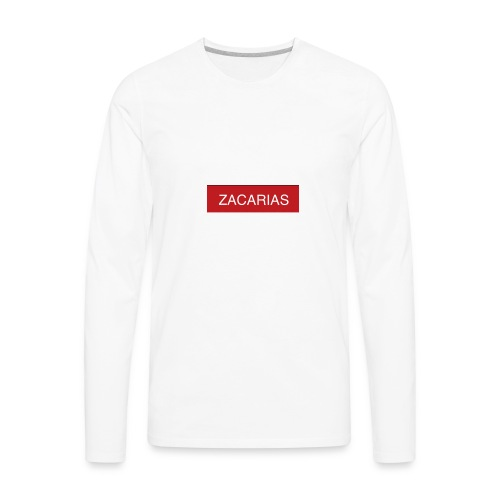 C8471BAB A8CB 498F B2E3 1108C51375E6 - Men's Premium Long Sleeve T-Shirt
