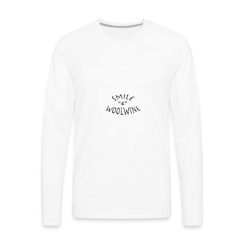 Woolwine - Men's Premium Long Sleeve T-Shirt