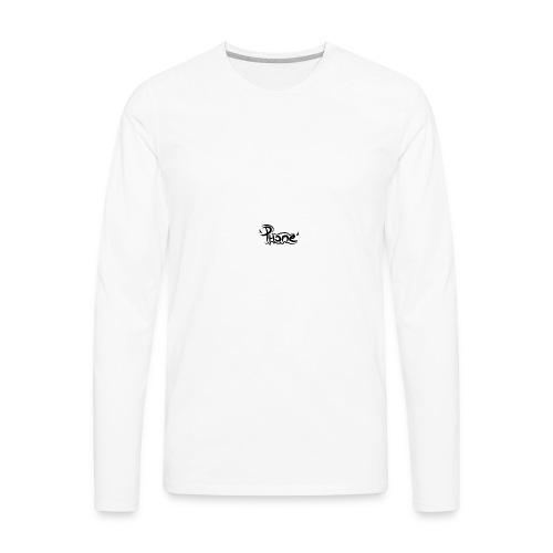 My first Concept - Men's Premium Long Sleeve T-Shirt