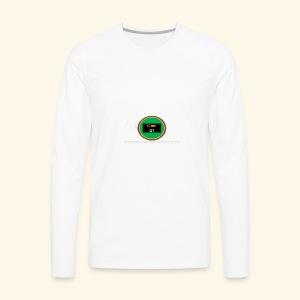 30Min Logo - Men's Premium Long Sleeve T-Shirt