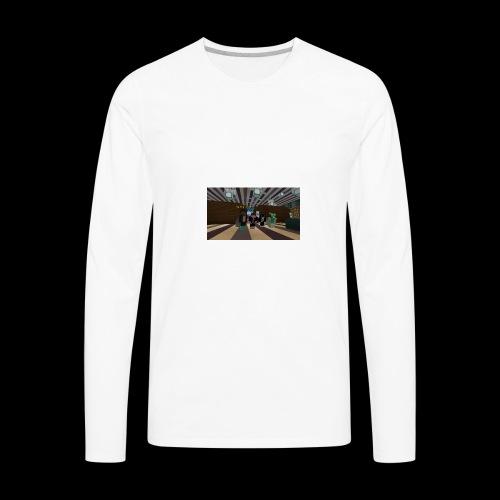 QTSHOW - Men's Premium Long Sleeve T-Shirt