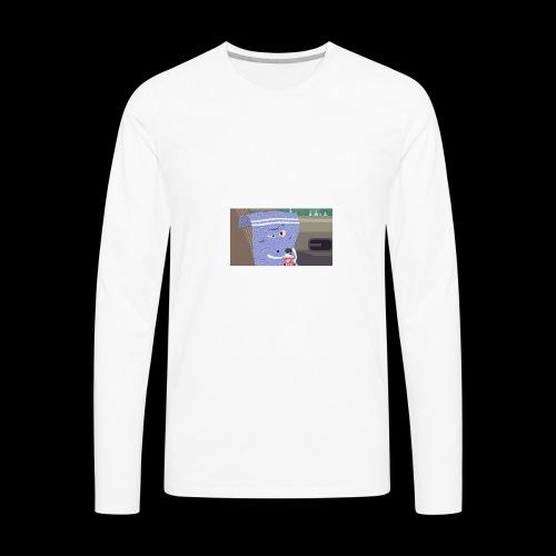 towelie shirt - Men's Premium Long Sleeve T-Shirt