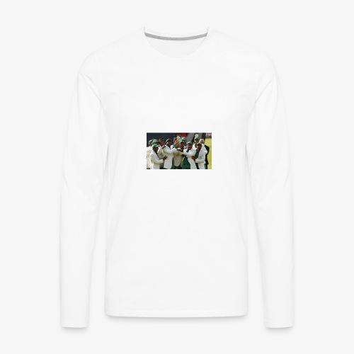 ma hoood - Men's Premium Long Sleeve T-Shirt