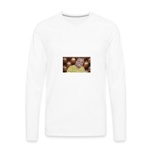 bbbb - Men's Premium Long Sleeve T-Shirt
