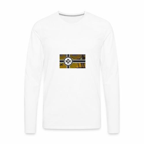 #FreeKekistan - Men's Premium Long Sleeve T-Shirt