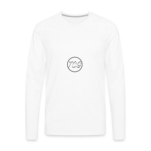 TheCanadianGamer T-Shirt - Men's Premium Long Sleeve T-Shirt