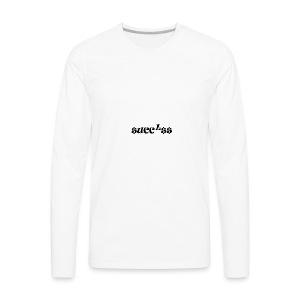 Success Story - Men's Premium Long Sleeve T-Shirt