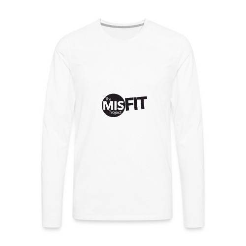 TMP_Logo - Men's Premium Long Sleeve T-Shirt