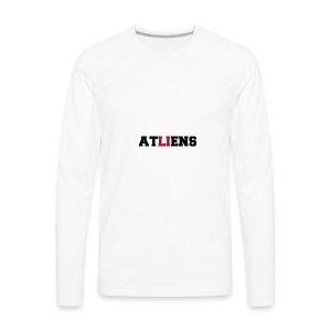 ATLIENS - Men's Premium Long Sleeve T-Shirt