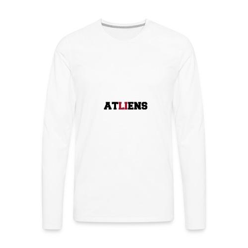 ATLIENS - Men's Premium Long Sleeve T-Shirt