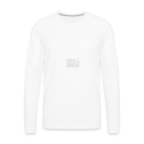 CO Logo - Men's Premium Long Sleeve T-Shirt