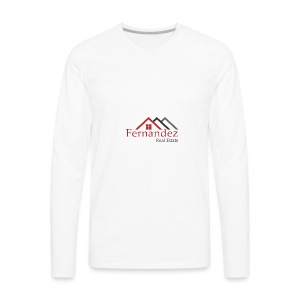 Fernandez Real Estate - Men's Premium Long Sleeve T-Shirt