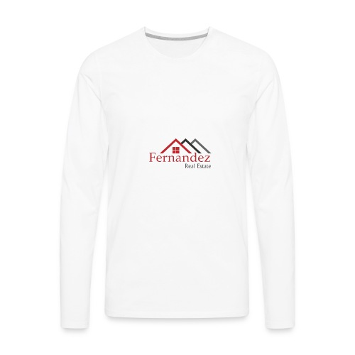 Fernandez Real Estate - Men's Premium Long Sleeve T-Shirt