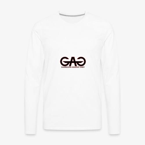 GAG3 2 - Men's Premium Long Sleeve T-Shirt