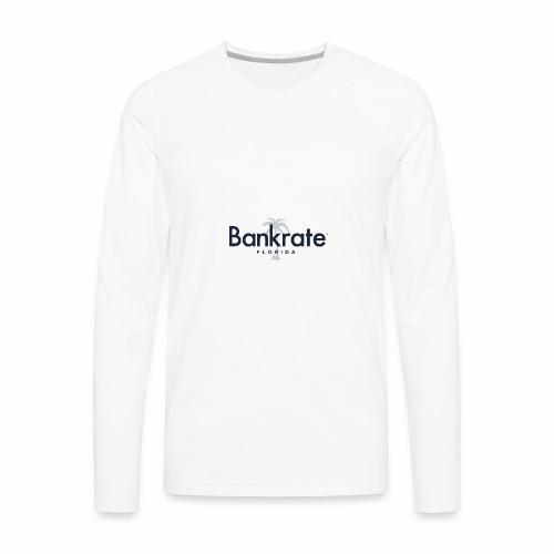Bankrate - Men's Premium Long Sleeve T-Shirt