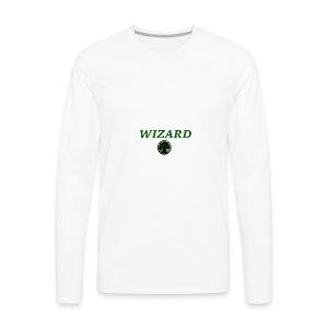 Forest Wizard - Men's Premium Long Sleeve T-Shirt