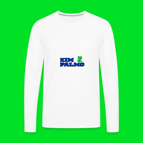 KimPalmo - Men's Premium Long Sleeve T-Shirt