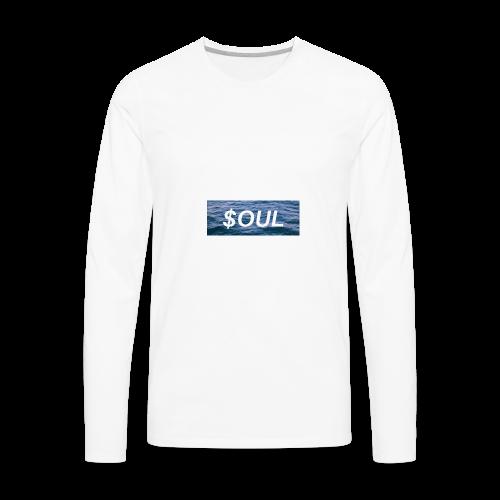 FLOW IDK - Men's Premium Long Sleeve T-Shirt
