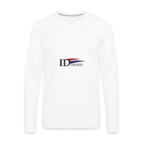 ID Sports - Men's Premium Long Sleeve T-Shirt