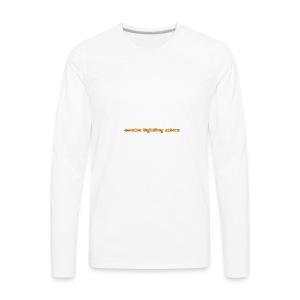 latest gear v1.0 - Men's Premium Long Sleeve T-Shirt