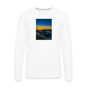 Ram 2500 Sunset - Men's Premium Long Sleeve T-Shirt