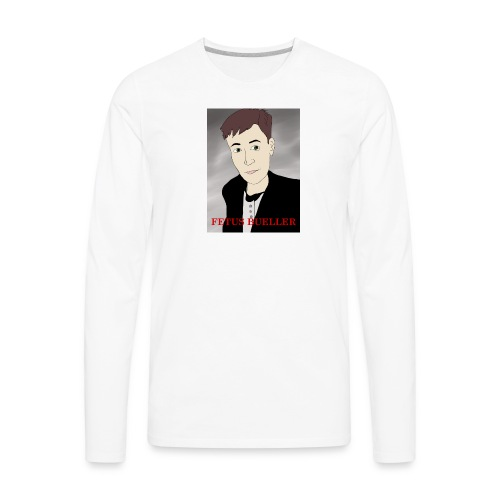 Fetus Bueller - Men's Premium Long Sleeve T-Shirt