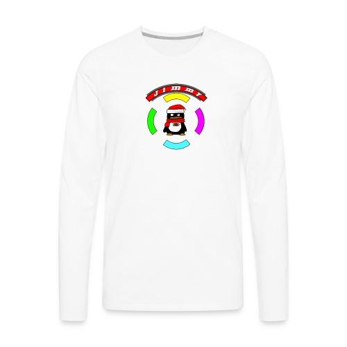 Fancy Boots Ring - Men's Premium Long Sleeve T-Shirt