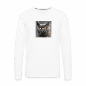 British Beauty - Men's Premium Long Sleeve T-Shirt