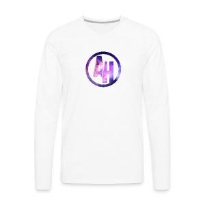 Aaron Hafeez - Men's Premium Long Sleeve T-Shirt