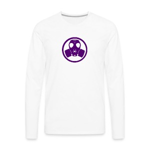 Sliq Killa Logo - Men's Premium Long Sleeve T-Shirt