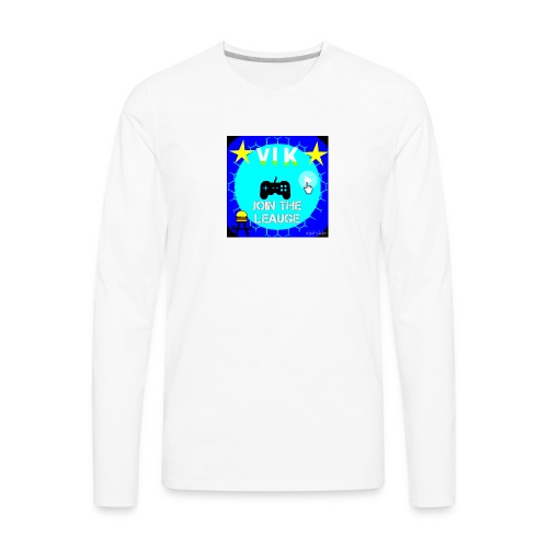 MInerVik Merch - Men's Premium Long Sleeve T-Shirt