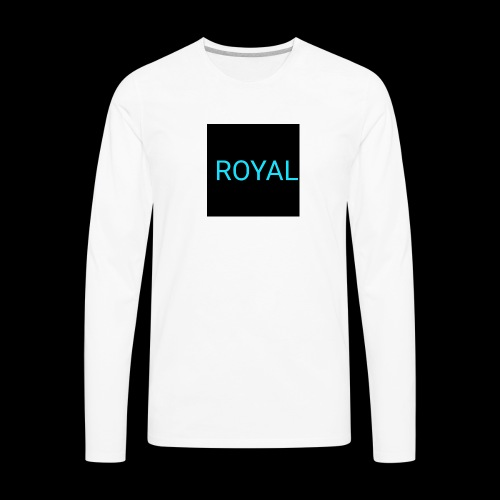 Logo 1502649282096 - Men's Premium Long Sleeve T-Shirt
