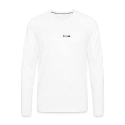 snazzy Ware - Men's Premium Long Sleeve T-Shirt