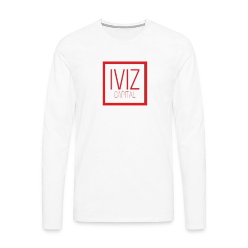 IVIZ CAPITAL - Men's Premium Long Sleeve T-Shirt