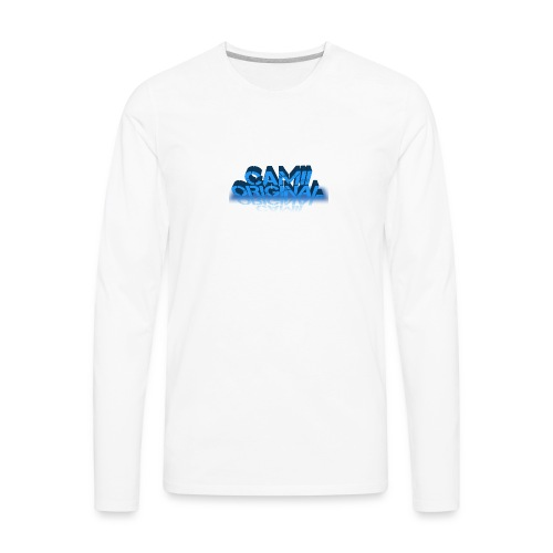 Define - Men's Premium Long Sleeve T-Shirt
