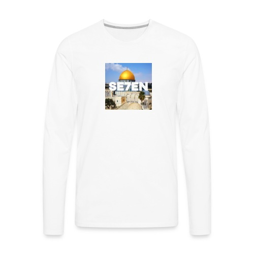 JERUSALEM - Men's Premium Long Sleeve T-Shirt